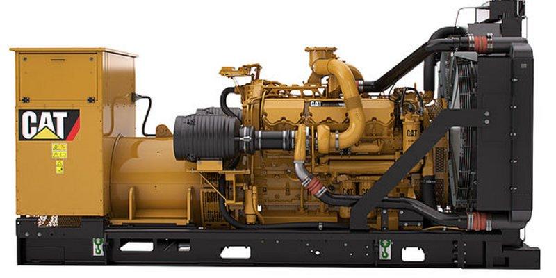 Dieselgeneraattorit
